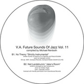 Future Sound Of Jazz Vol 11 Teaser by Various Artists