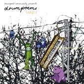 Drumpoet Community Label Compilation - Drumpoems Verse 1 by Various Artists
