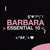 Barbara: Essential 10 de Barbara