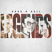 Legends - The Rock and  Roll Collection - 130 Classic Tracks von Various Artists
