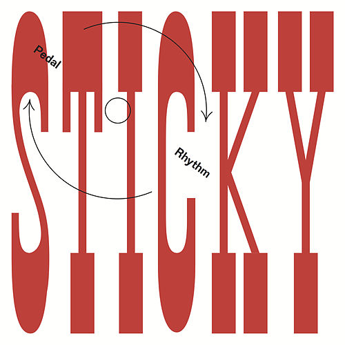 Pedal Riddim - Single by Sticky