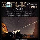 Zodiak Part 1 - Single de Alonzo