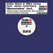Mountains (feat. Johan Cederberg) de Julian Wess