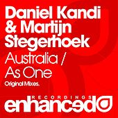 Australia / As One - Single by Daniel Kandi