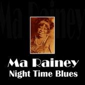 Night Time Blues de Ma Rainey