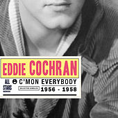 Saga All Stars: C'mon Everybody / Selected Singles 1956-1958 by Eddie Cochran