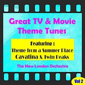 Great TV Movie Theme Tunes, Vol. 2 by The New London Orchestra