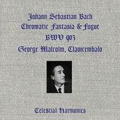 Bach: Chromatic Fantasia & Fugue, BWV 903 (Remastered) de George Malcolm