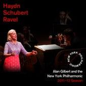 Haydn, Schubert, Ravel di New York Philharmonic