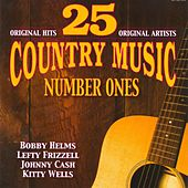 25 Country Music Number Ones by Various Artists