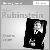 Chopin : Valses by Arthur Rubinstein