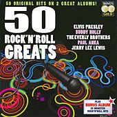 50 Rock 'N' Roll Greats by Various Artists