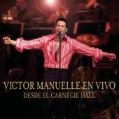 En Vive Desde Carnegie Hall by Víctor Manuelle