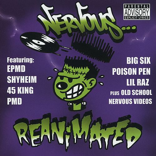 Nervous Reanimated by Various Artists