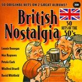 British Nostalgia - 50 Hits Of The 50's von Various Artists