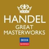 Decca Masterpieces: Handel Great Masterworks von Various Artists