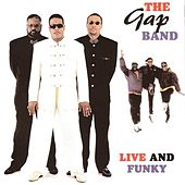 Live and Funky by The Gap Band