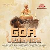Goa Legends Vol. 1 by Various Artists