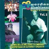 Cuerdas Colombianas: Guitarra Y Orquesta Volume 2 de Cuerdas Colombianas