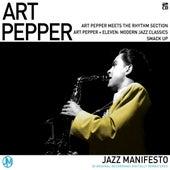 Art Pepper - Jazz Manifesto by Art Pepper