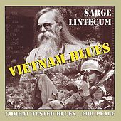 Vietnam Blues - Combat Tested Blues... For Peace by Sarge Lintecum