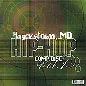 Hagerstown, MD HIP-HOP COMP DISC VOL1 by Various Artists