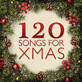 120  Songs for Xmas von Various Artists