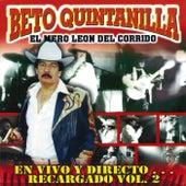 En Vivo y Directo...Recargado, Vol. 2 by Beto Quintanilla