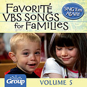 Sing 'Em Again! Favorite VBS Songs for Families, Vol. 5 by GroupMusic