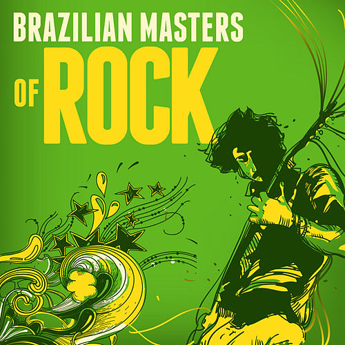 Brazilian Masters of Rock by Various Artists