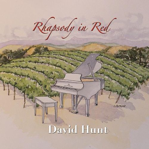 Rhapsody in Red by David Hunt