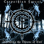 Defending the Throne of Evil de Carpathian Forest