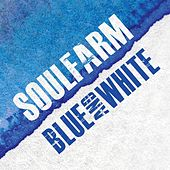 Blue and White by Soulfarm