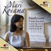 Beethoven: Piano Sonatas Nos. 11-13, 15, 22 & 27 de Mari Kodama