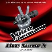 07.12. - Die Battles aus der Liveshow #5 van The Voice Of Germany
