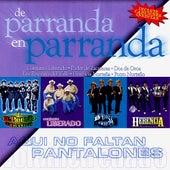 De Parranda en Parranda Vol. IV by Various Artists
