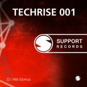 Techrise 001 - EP de Various Artists