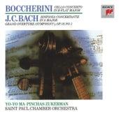 Boccherini: Cello Concerto; J.C. Bach: Sinfionia Concertante (Remastered) by Yo-Yo Ma