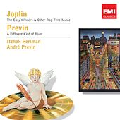 Joplin: The Easy Winners & Other Rag-Time Music by Itzhak Perlman