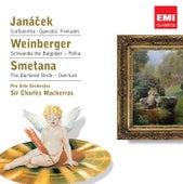 Janacek - Weinberger - Smetana de Sir Charles Mackerras
