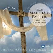 J.S. Bach: Matthäus-Passion - Arien & Chöre von Theo Altmeyer