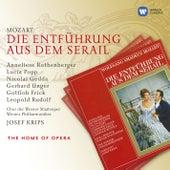 Mozart: Die Entführung aus dem Serail von Josef Krips