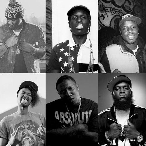 4 Loko (Remix) [feat. A$AP Rocky, A$AP Twelvy, Danny Brown, Killa Kyleon & Freeway] - Single by Smoke Dza