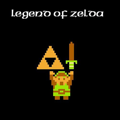 The Legend of Zelda. Featuring Music from Zelda I and II (Mastered and Instrumentally Remixed) by Monsalve