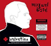 Velvetina de Miguel Bosé