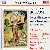 Songs of Innocence and of Experience von William Bolcom
