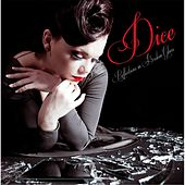 Reflections in Broken Glass by Dice