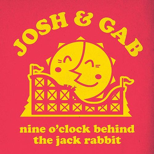 Nine O'clock Behind the Jack Rabbit by Josh