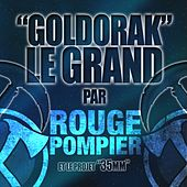 Goldorak Le Grand by Rouge Pompier