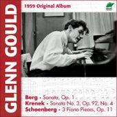 Berg, Schoenberg, Krenek (Original Album, 1959) by Glenn Gould